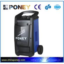 Aumento e inicialização do carregador de bateria para carro CD-500c