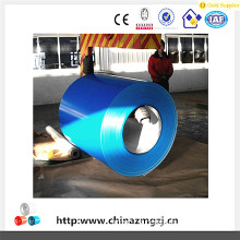 Coated Steel Coil Coated Warna