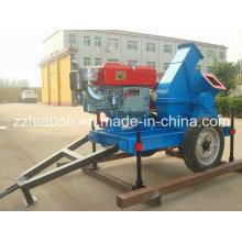 Ampliamente utilizado PTO Driven Wood Chipper Machine