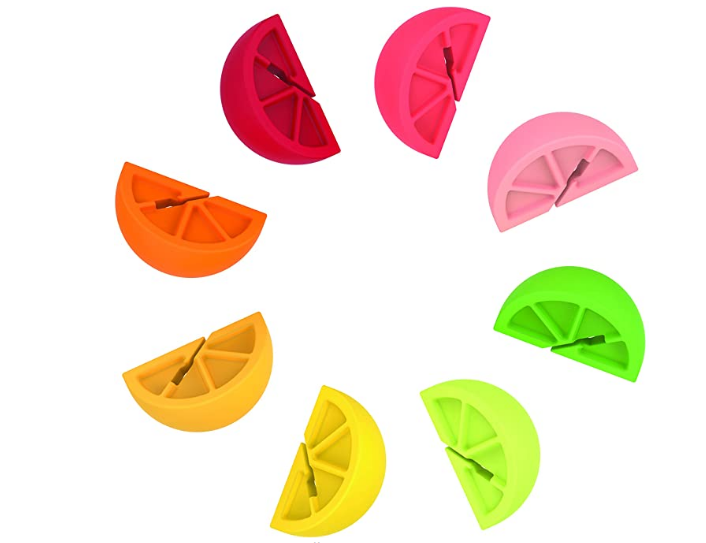 Silicone Wine Glass Markers
