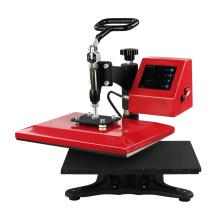 Swing Away melhor ferramenta de transferência de qualidade, equipamento de sublimação de melhor qualidade, máquina de carimbo de máquina competitiva