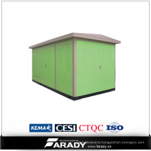 Power Frequency 50Hz Distribution 400kVA Case Substation