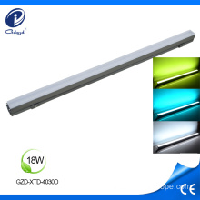 Outdoor exterior lighting 18W led bar light