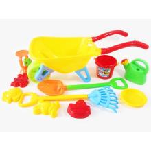 Juego para niños de verano Set 11 piezas de plástico para playa de arena (10201626)
