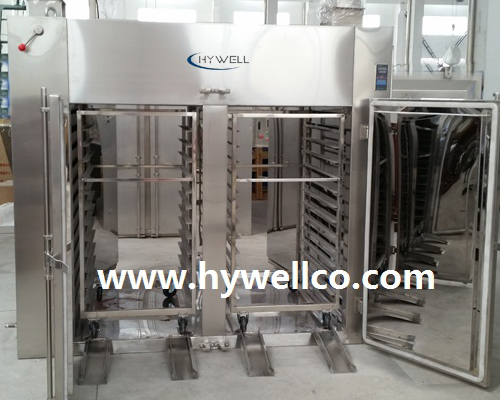 Tray Type Hot Air Oven