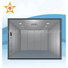 Большой грузовой лифт и грузовой лифт