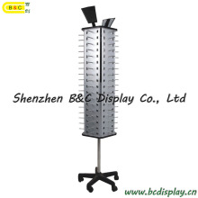 Sonnenbrillen-Zähler-Display, Quadrate Display-Ständer (B & C-B044)