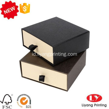 Drawer Sleeve Sliding Custom Bow Tie Box