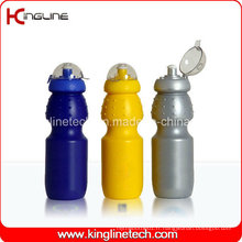 Bouteille d'eau de sport en plastique, bouteille de sport en plastique, bouteille d'eau sport de 630 ml (KL-6617)