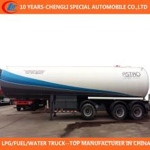 50cbm LPG Auflieger Air Suspension LPG Tank Anhänger zum Verkauf