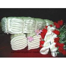 Fil cru de soie de mûrier pour le tissage ou le tricotage 3A 4A 5A 20 / 22D 27 / 29d