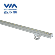 RGB led linear wall washer light 12w