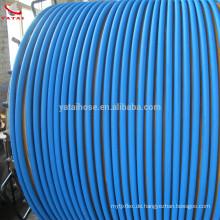 Hochdruckcrimpzange-Hydraulikschläuche blau