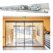 Deper d20 commercial glass door Automatic door motor operator automatic sliding door machine