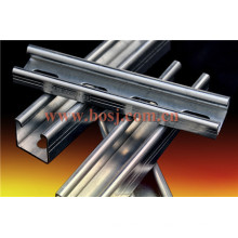 Perforado Strut Channel Roll formando fabricantes de la máquina de Malasia