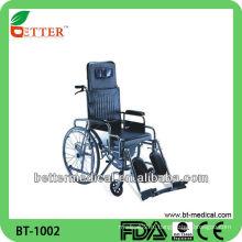 Лежащая комодская инвалидная коляска