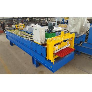 Small Corrugation Sheet Forming Machine
