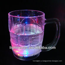 Китай Manufactuer свечение 500 мл LED загорается стаканы