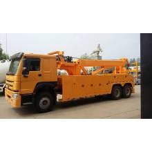 HOWO 6X4 camión de auxilio de 30 toneladas Road Wrecker