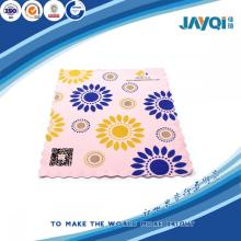 3 Colors Printing Computer Screen Wipe Cloth