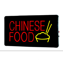 LED Sign Food
