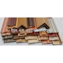 PVC profile extrusion production line/wpc board, profile sheet