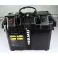 Eléctrico Trolling Motor Smart Battery caja Power Center negro