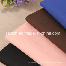 Plain Weave Dyeing Polyester Tc Cotton Fabric for Shirting Garment