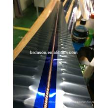 máquina de soldadura lisa do painel solar
