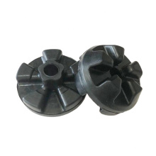 OEM China factory custom injection molding  black rubber parts