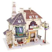 Juguete de los juguetes de la madera para las casas globales-Gran Bretaña