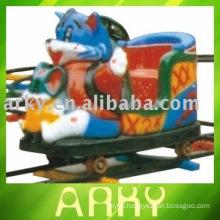 Commercial Electric Amusement Playground Equipment - Bumper Car