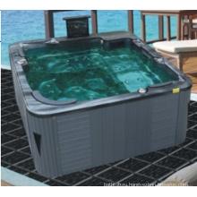 Квадратная акриловая напольная ванна SPA (JL979)