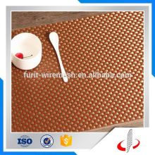 Hot Food Waterproof Plastic Table Mat