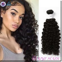 Raw Unprocessed Grade 9A Virgin Malaysian Curly Human Hair 100% Raw Virgin Hair