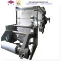 Dos carretes papel totalmente automático alambre grapa vinculante libro de ejercicios línea de producción Ld1020p máquina