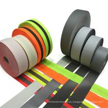 Tira reflectante impermeable plateada fluorescente