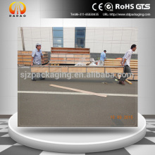 Holo transparent color rear Projection film/Holographic film for 8m 5m Width
