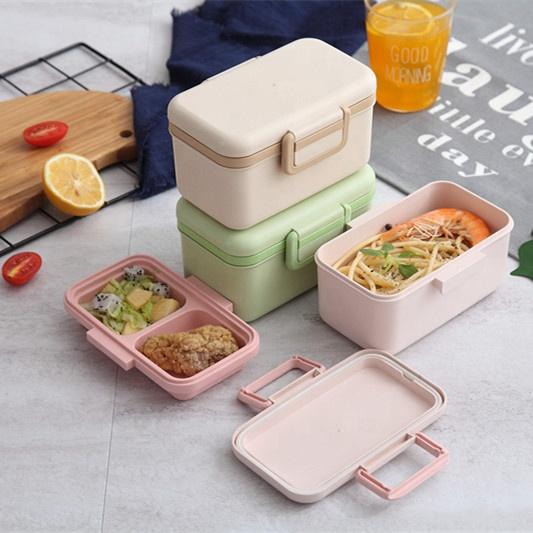 Bamboo Fiber Food Storage