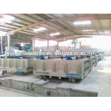 New technology EPS lightweight automatic wall panel production line