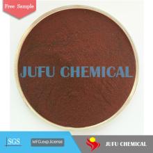 Lignine de sodium comme agent de bronzage pour l'industrie du cuir