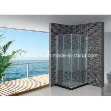 Einfache Duschraumkabine (EM-711 ohne Tablett)