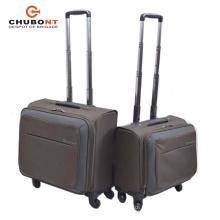Chubont Chaud Spinner Roulettes Amovible Ordinateur Portable Trolleycase pour Affaires