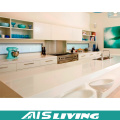 Mobília clássica dos armários de cozinha da laca (AIS-K723)