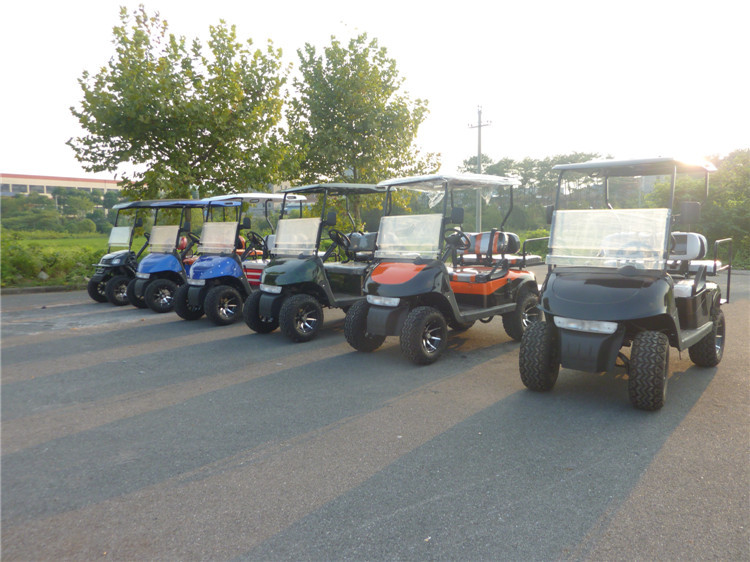 4 seats off road golf carts for sale