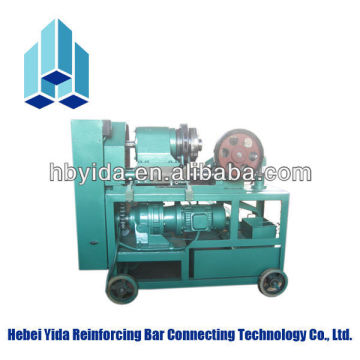 carbon steel upset forging and threading machine