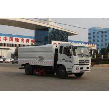 Caminhão da vassoura de estrada do vácuo de Dongfeng Tianjin 10.7CBM