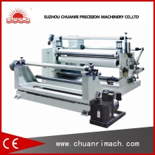 Copper / Al Foil Lining Machine with Slitting Function