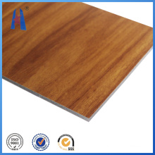 PE Coated Water Resistant Wooden Aluminum Composite Panel