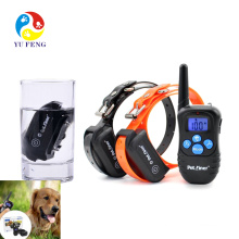 2018 potential best seller Remote vibrating dog training collar friendly Shock no pain training collar with 300 meter range 2018 potential best seller Remote vibrating dog training collar friendly Shock no pain training collar with 300 meter range